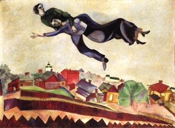 Chagall-Love
