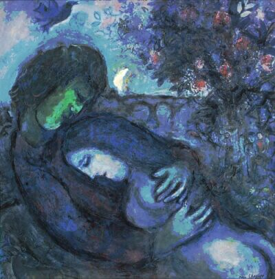Chagall-marc-loversdream