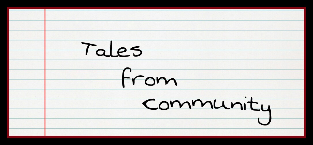 Tales from Community logo